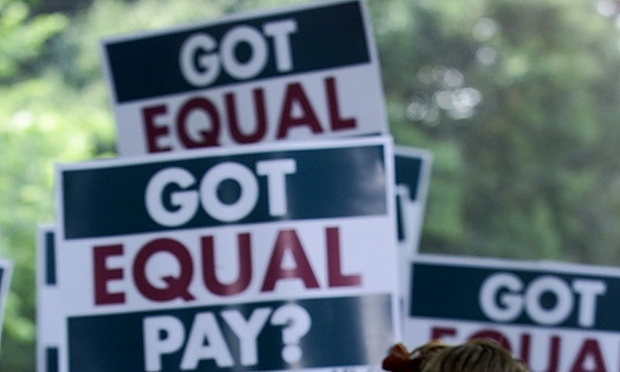Equal-Pay Signs