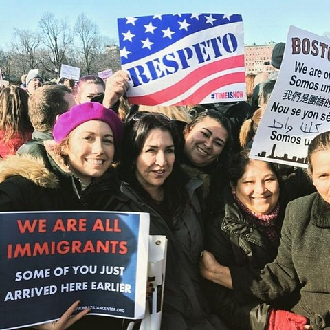 MIRA-Womens-March-Boston-2017