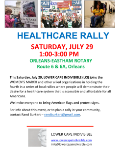 HEALTHCARE RALLY 4 ORLEANS ROTARY (2)