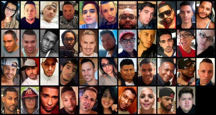 Nightclub Shooting Victims